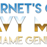 Heavy Metal band-name generator